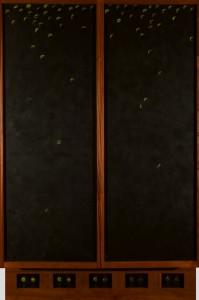 Desideratum, oil on canvas, 305 x 426.5 cm, 2002 - 2004.